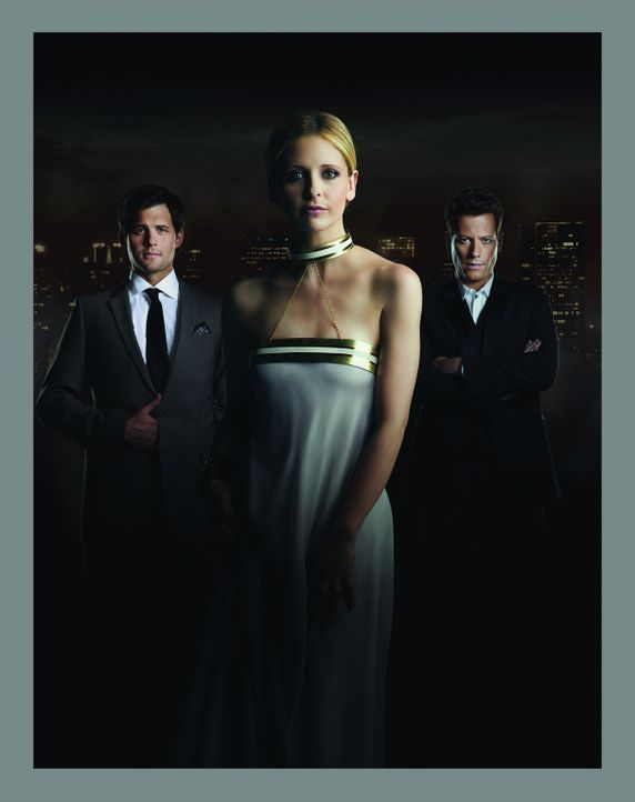 Die andere Seite der Siobhan  - Bildquelle: © 2011 THE CW NETWORK, LLC. ALL RIGHTS RESERVED