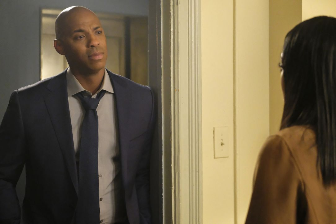 James (Mehcad Brooks) - Bildquelle: Bettina Strauss 2018 The CW Network, LLC. All Rights Reserved.