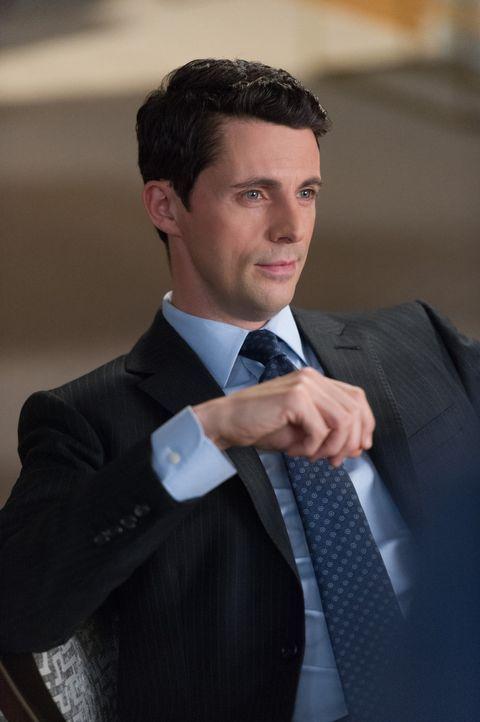 Alicia würde Finn (Matthew Goode) gerne zu ihrem Stellvertreter machen, doch nicht nur Eli ist da klipp und klar dagegen ... - Bildquelle: David M. Russell 2014 CBS Broadcasting Inc. All Rights Reserved.