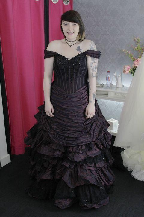 Die Braut in schwarz - Bildquelle: TLC & Discovery Communications
