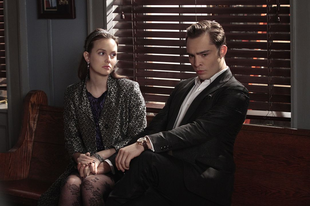 Blair und Chuck - Bildquelle: Warner Bros. Entertainment Inc.