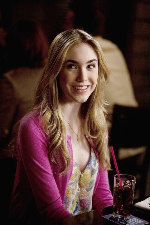 Hat sich von Travis getrennt, weil er sie betrogen hat: Kylie (Spencer Locke) ... - Bildquelle: 2009 ABC INC.