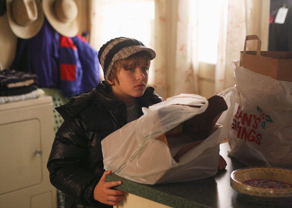 Weihnachten kann wirklich nervig sein: Sam (Slade Pearce)... - Bildquelle: ABC Studios