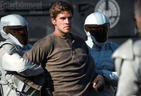 Liam Hemsworth als Gale Hawthorne in Catching Fire - Bildquelle: Studiocanal