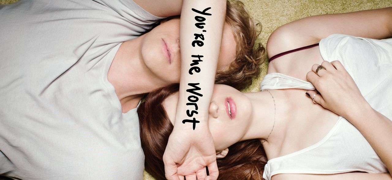 (2. Staffel) - You're the worst - Artwork - Bildquelle: TM &   2015 Fox and its related entities. All rights reserved.