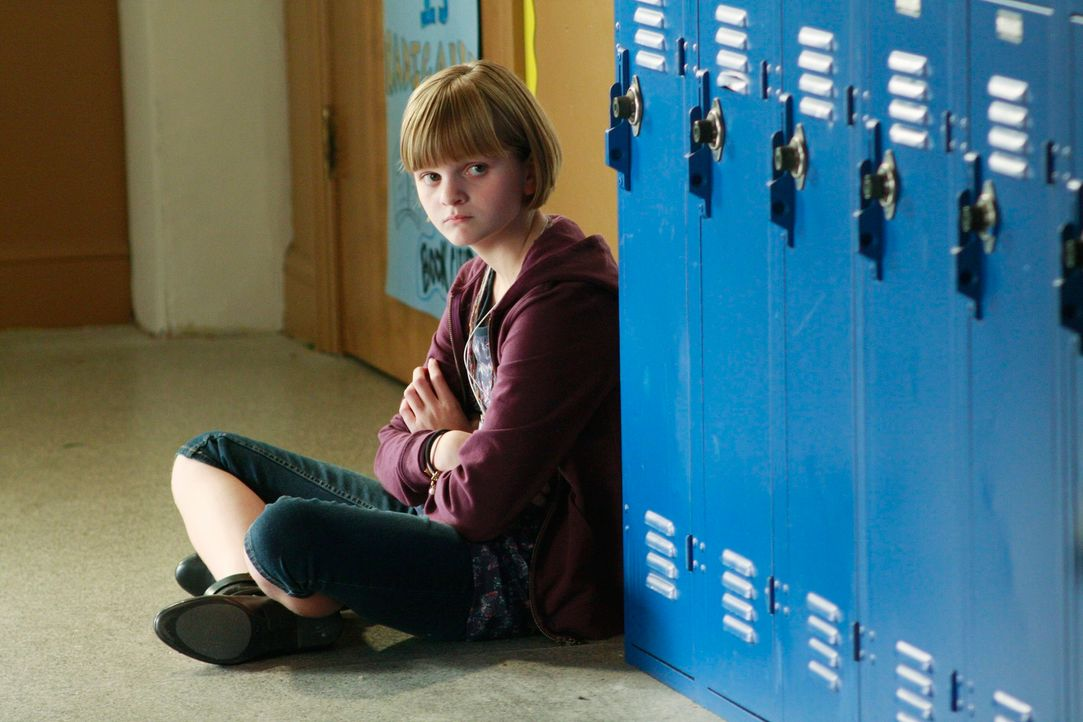 Bei einem Schulwettbewerb sollte Paige (Kerris Dorsey) ihr Sachkundeprojekt vorstellen, doch es geht schief, was nur schiefgehen kann ... - Bildquelle: 2009 American Broadcasting Companies, Inc. All rights reserved.