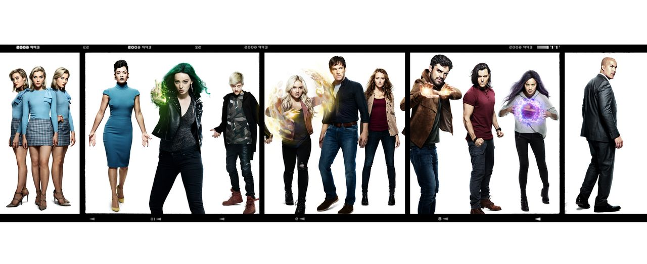 (2. Staffel) - The Gifted - Artwork - Bildquelle: 2018-2019 Fox and its related entities.  All rights reserved.  MARVEL TM &   2017 MARVEL