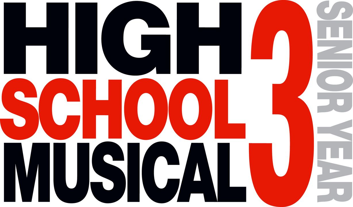 High School Musical 3: Senior Year - Logo - Bildquelle: Disney Enterprises, Inc.  All rights reserved.
