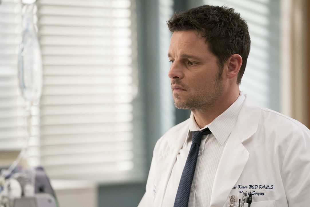 Dr. Alex Karev (Justin Chambers) - Bildquelle: Mitch Haaseth ABC Studios / Mitch Haaseth