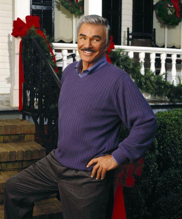 Macht eine Frau überglücklich: Samuel Madison (Burt Reynolds) ... - Bildquelle: Viacom Productions Inc.