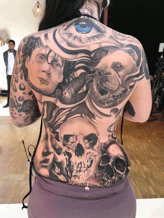 Pain & Fame Tattoos Folge 6 -6 - Bildquelle: RedSeven