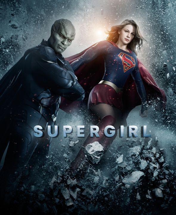 (2. Staffel) - Supergirl - Artwork - Bildquelle: 2016 Warner Bros. Entertainment, Inc.