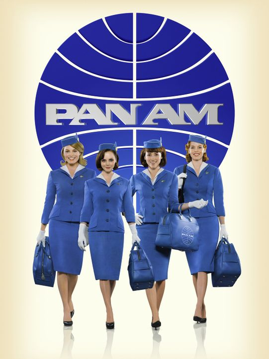 (1.Staffel) - PAN AM - Artwork - Bildquelle: 2011 Sony Pictures Television Inc.  All Rights Reserved.