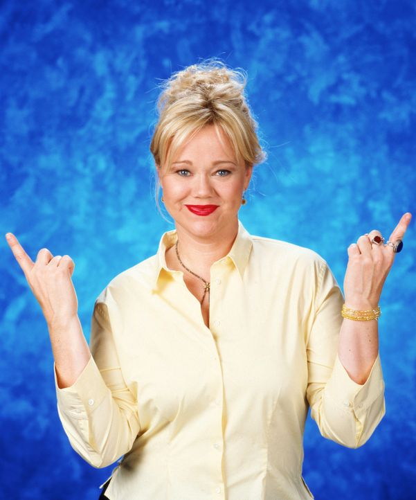 (5. Staffel) - Tante Hilda (Caroline Rhea) ist aus Überzeugung unvernünftig, auch in der Liebe ... - Bildquelle: Paramount Pictures