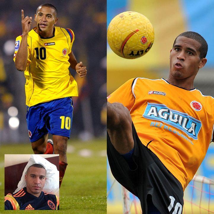 Heißester Spieler der WM: Macnelly Torres aus Kolumbien - Bildquelle: AFP / Instagram: macne10