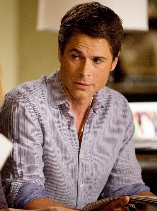 Dient als Streitschlichter zwischen Sarah und Rachel: Robert (Rob Lowe) ... - Bildquelle: 2008 ABC INC.
