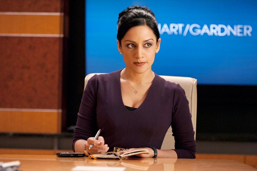 Kann Kalinda (Archie Panjabi) das Vertrauen von Alicia zurückgewinnen? - Bildquelle: 2011 CBS Broadcasting Inc. All Rights Reserved.