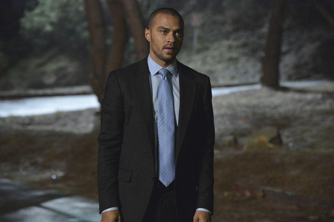 Möchte mit April zusammen sein: Jackson (Jesse Williams) ... - Bildquelle: ABC Studios