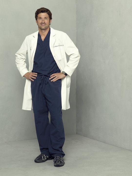 (4. Staffel) - Da immer noch Gefühle im Spiel sind, ist die Zusammenarbeit mit Dr. Meredith Grey im Seattle Grace Hospitals ist für Oberarzt Dr. Der... - Bildquelle: Touchstone Television