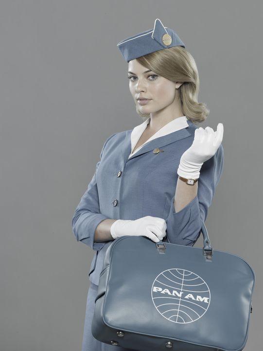 (1.Staffel) - Wie ihre Schwester Kate arbeitet Laura Cameron (Margot Robbie) als Stewardess bei Pan Am. Ihr Wunsch ist es, zwischen den Welten hin u... - Bildquelle: 2011 Sony Pictures Television Inc.  All Rights Reserved.
