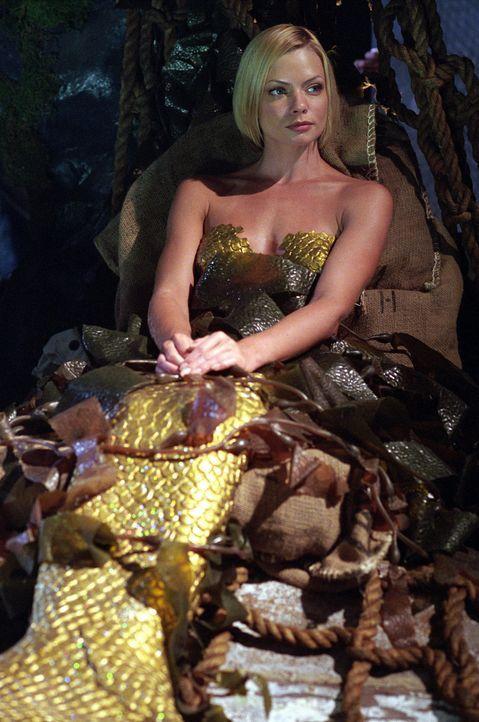 Meerjungfrau Mylie (Jaime Pressly) hat sich auf einen fatalen Deal mit der Meerhexe eingelassen ... - Bildquelle: Paramount International Television