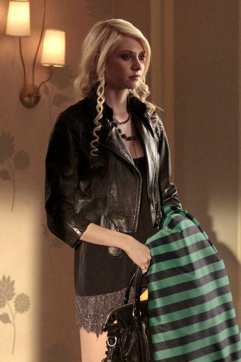 Hat mal wieder Hausarrest: Jenny (Taylor Momsen)  ... - Bildquelle: Warner Bros. Television