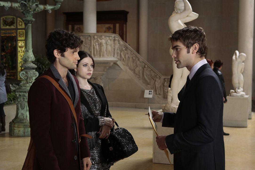 Dan, Georgina und Nate - Bildquelle: Warner Bros. Entertainment Inc.