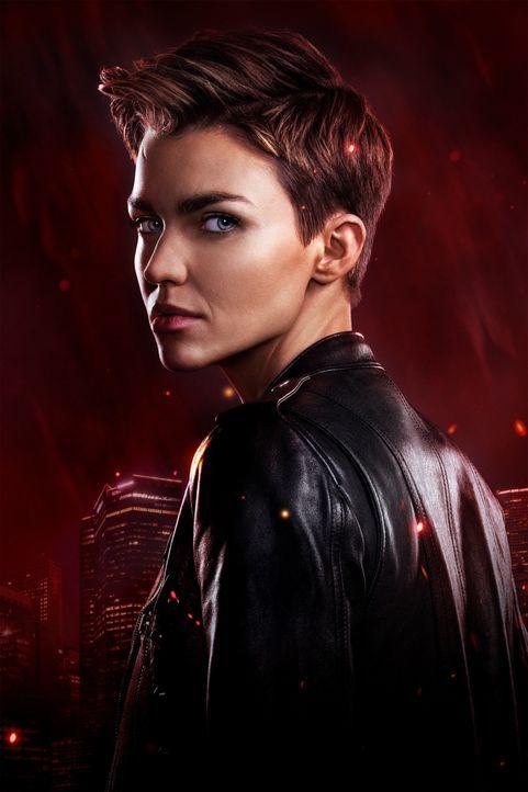 Kate Kane (Ruby Rose) - Bildquelle: Frank Ockenfels 2019 The CW Network, LLC. All Rights Reserved. / Frank Ockenfels