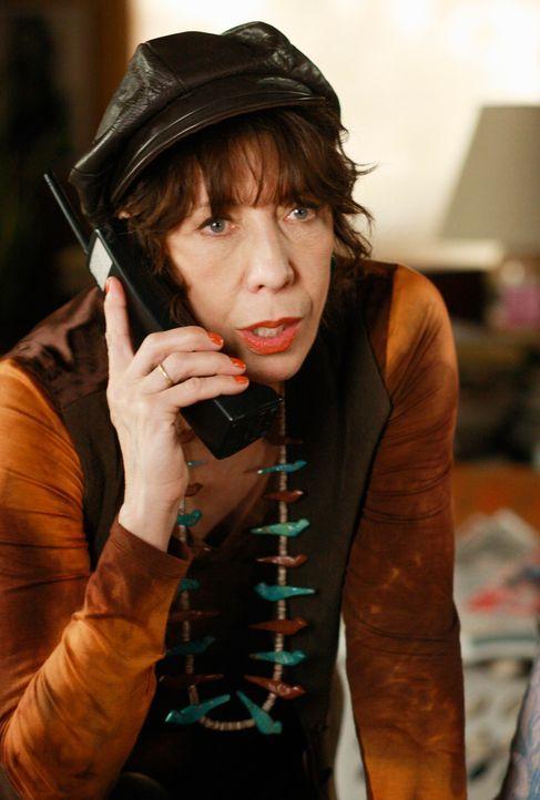 Hofft, etwas über Dave und seine Vergangenheit zu erfahren: Roberta (Lily Tomlin) ... - Bildquelle: ABC Studios