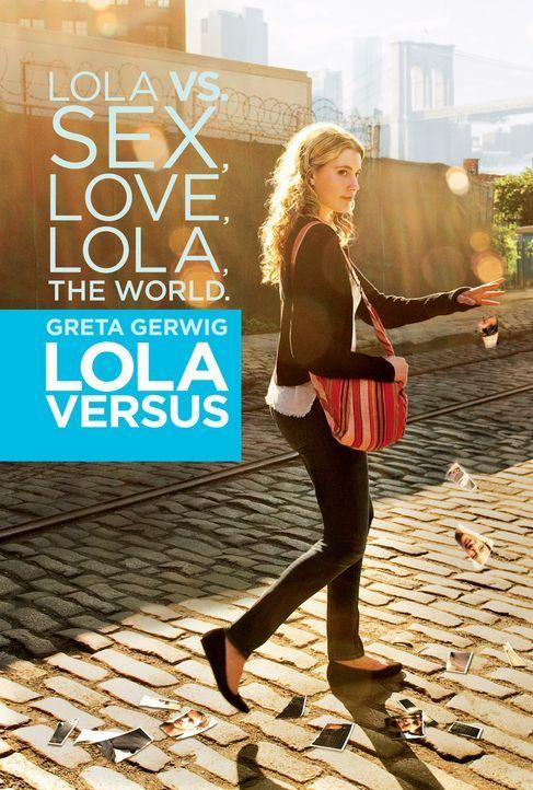 Lola gegen den Rest der Welt - Plakatmotiv - Bildquelle: Myles Aronowitz 2012 Twentieth Century Fox Film Corporation. All rights reserved.
