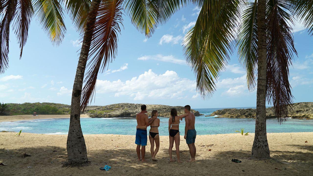 """Der """"Mar Chiquita"""" in Puerto Rico ist der flächenmäßig größte See Argentiniens und lädt zu einmaligen Badeerlebnissen ein ... - Bildquelle: 2017,The Travel Channel, L.L.C. All Rights Reserved"""