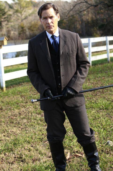 Einer der größten Vampirjäger in Mystic Falls: Jonathan Gilbert (Joe Knezevich) ... - Bildquelle: Warner Bros. Television