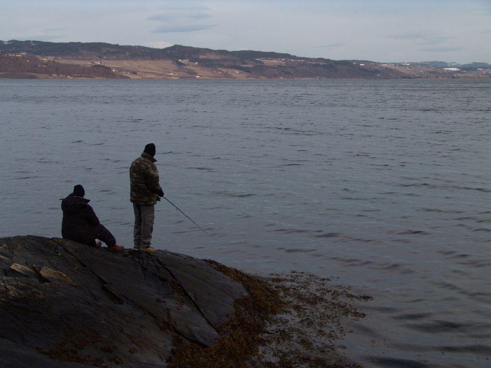 Eileen (23) und Andreas (42) Roth aus Berlin waren zwar noch nie in Norwegen, sind sich aber dennoch sicher, dort ein neues Leben anfangen zu wollen - Bildquelle: kabel eins