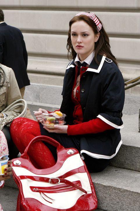 Blair (Leighton Meester) erträgt Jennys Glück nicht - sie muss sich etwas einfallen lassen, um die junge Liebe im Keim zu ersticken ... - Bildquelle: Warner Bros. Television