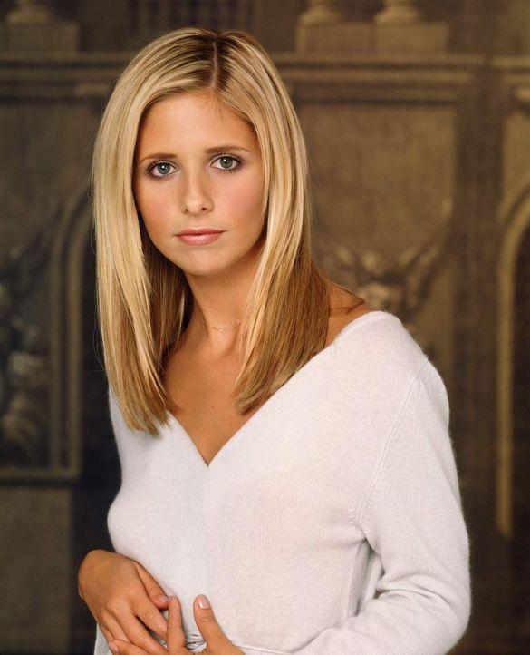 (4. Staffel) - Buffy (Sarah Michelle Gellar), die Vampirjägerin, gibt in ihrem Kampf für das Gute niemals nach. - Bildquelle: Twentieth Century Fox Film Corporation.