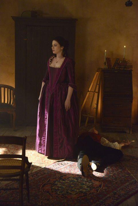Abigail Adams (Michelle Trachtenberg) war eine tapfere Frau mit einigen Geheimnissen ... - Bildquelle: 2014 Fox and its related entities. All rights reserved