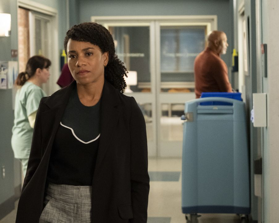 Dr. Maggie Pierce (Kelly McCreary) - Bildquelle: Jessica Brooks ABC Studios / Jessica Brooks