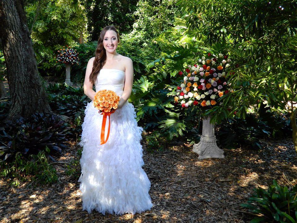 Bianca ist davon überzeugt, dass ihre Hochzeit die beste sein wird. Sehen das ihre Konkurrentinnen genauso? - Bildquelle: Richard Vagg DCL