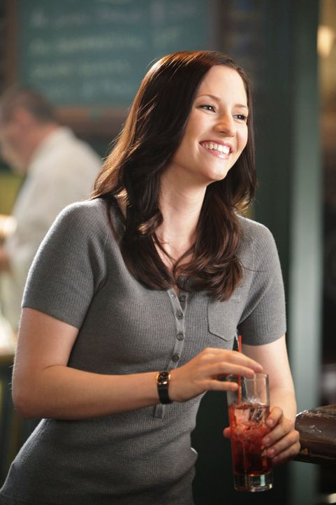 Mark und Lexie (Chyler Leigh) betreuen die junge Patientin Christy, die extrem schlank ist und ein Poimplantat erhalten soll ... - Bildquelle: ABC Studios