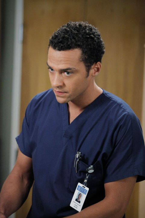 Rückblick: Jackson (Jesse Williams) muss mit dem Tod von Lexie zurechtkommen ... - Bildquelle: ABC Studios