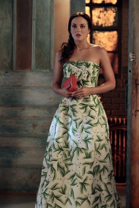 Es gelingt ihr bei den Hochzeitsvorbereitungen nicht, ihre Vorstellungen durchzusetzen: Blair (Leighton Meester) ... - Bildquelle: Warner Bros. Television