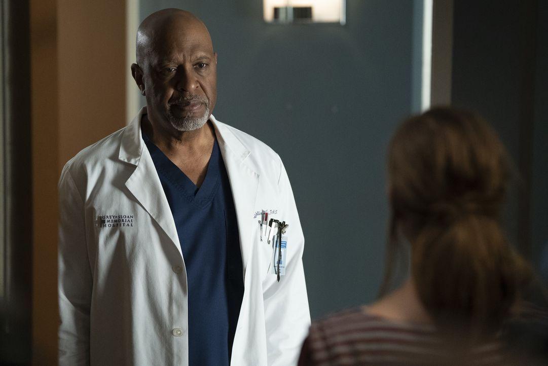 Dr. Richard Webber (James Pickens Jr.) - Bildquelle: Eric McCandless ABC Studios / Eric McCandless