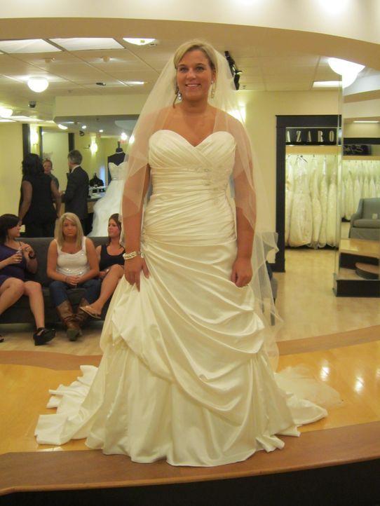 Braut Heather möchte gemeinsam mit ihrem Mann das Eheversprechen erneuern. Die Hochzeit war eine Katastrophe, es kann also nur besser werden. - Bildquelle: TLC & Discovery Communications