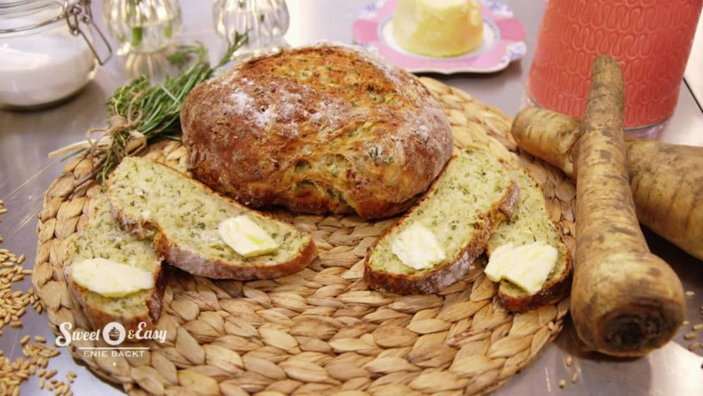 Käse-Buttermilch-Brot