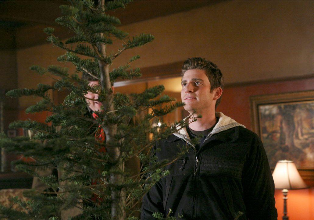 Seit Jahren hat Nick (Bryan Greenberg) das Weihnachtsfest ohne seine Familie verbracht, doch dieses Jahr will er wieder mit ihr gemeinsam feiern ... - Bildquelle: ABC Studios