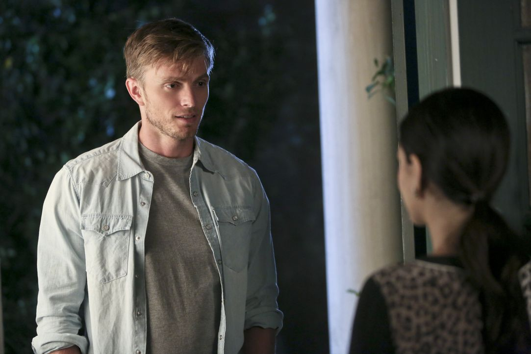 Hart of Dixie: Was will Wade Zoe wohl sagen? - Bildquelle: Warner Bros. Entertainment Inc.