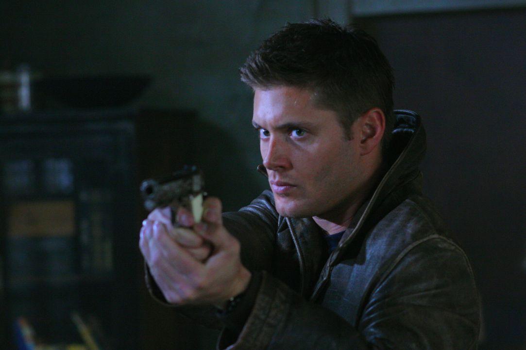 Erst spät erkennt Dean (Jensen Ackles), dass Gordon nichts Gutes im Sinne führt ... - Bildquelle: Warner Bros. Television