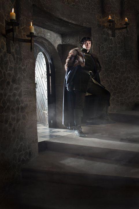(1. Staffel) - Mit der Damenwahl des Königs ist Lord Warwick (James Frain) ganz und gar nicht zufrieden ... - Bildquelle: 2013 Company Television Limited LEGAL