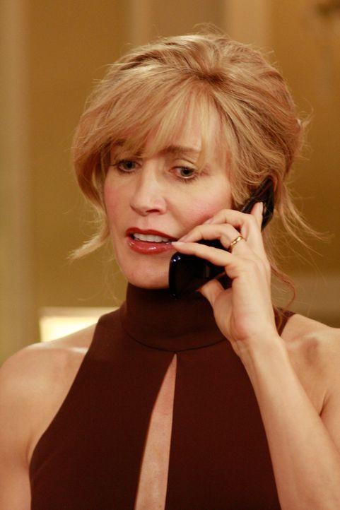 Erhält eine schlechte Nachricht: Lynette (Felicity Huffman) ... - Bildquelle: ABC Studios