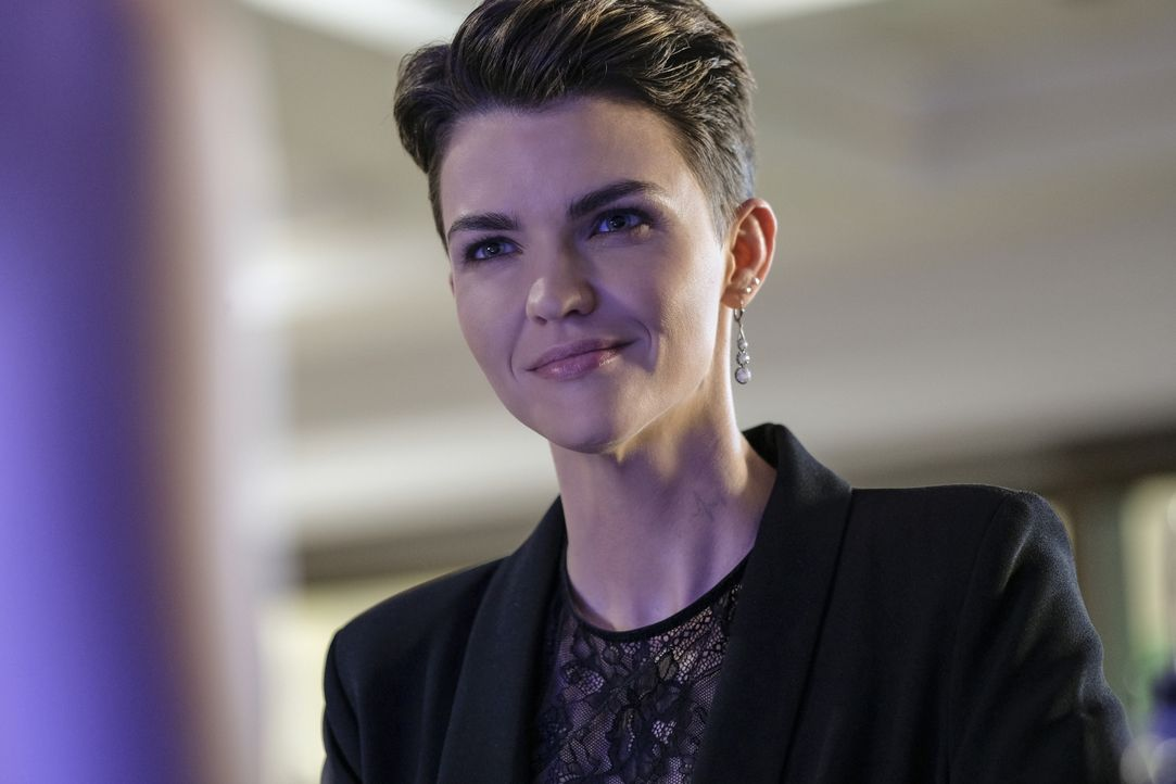 Kate Kane (Ruby Rose) - Bildquelle: Robert Falconer 2019 The CW Network, LLC. All rights reserved. / Robert Falconer